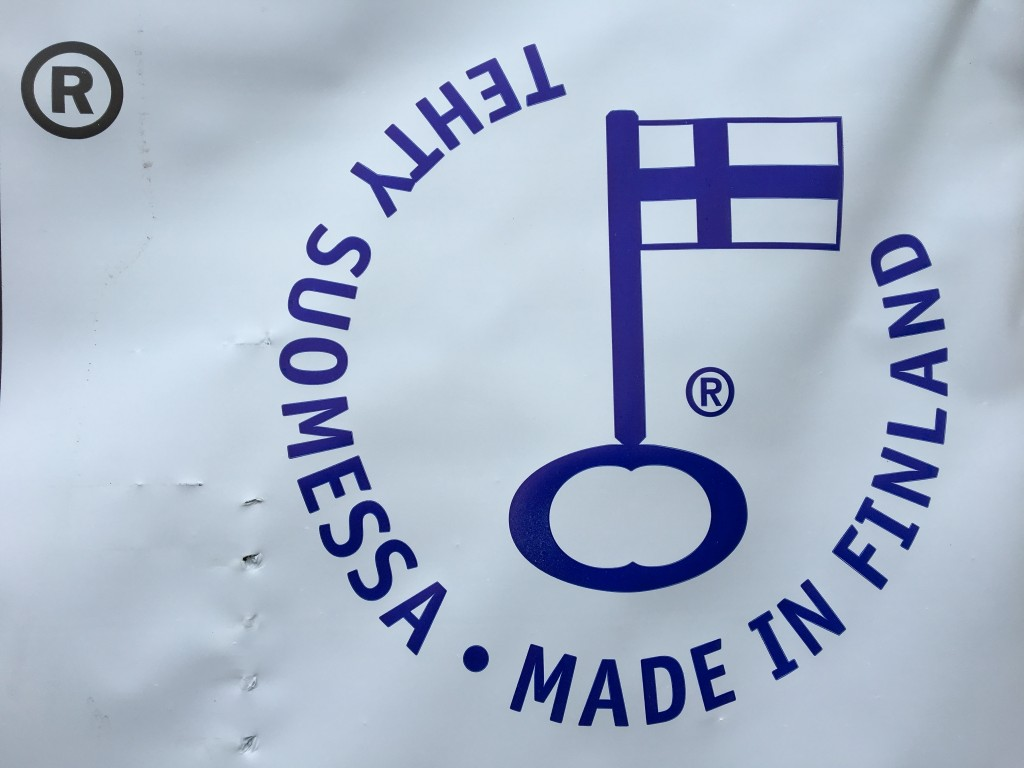 ⑫MADE IN FINLAND